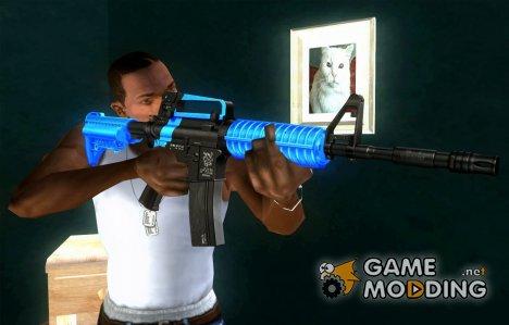 M4 RevoFX for GTA San Andreas
