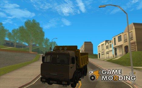 Камаз 65115 for GTA San Andreas