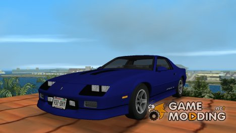Chevrolet Camaro IROC-Z 1990 for GTA Vice City