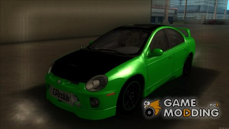 Dodge Neon SRT-4 Custom for GTA San Andreas