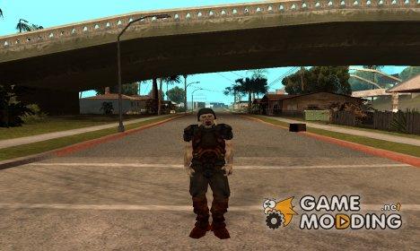 Персонаж из Алиен сити для GTA San Andreas