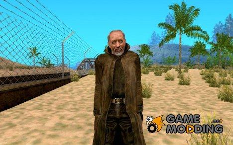 Доктор из S.T.A.L.K.E.R.'а для GTA San Andreas