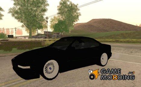 BMW 850i для GTA San Andreas