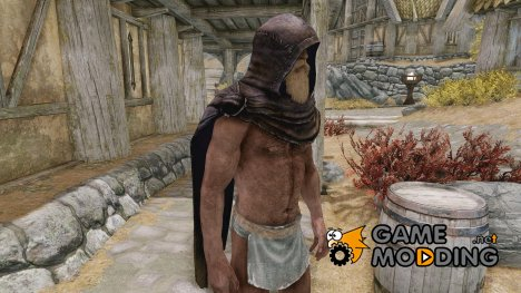 Hoods for TES V Skyrim
