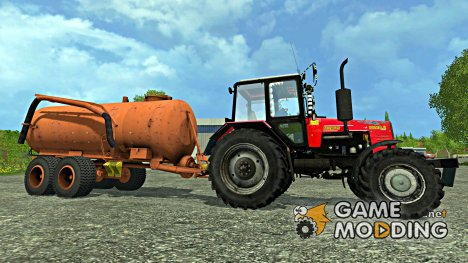 МЖТ 10 для Farming Simulator 2015