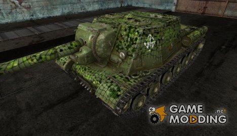 ИСУ-152 GreYussr для World of Tanks