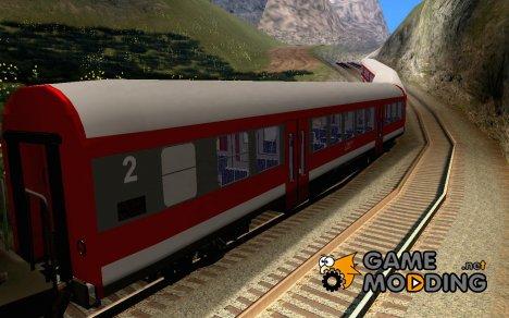 Вагон 21-31 CFR for GTA San Andreas