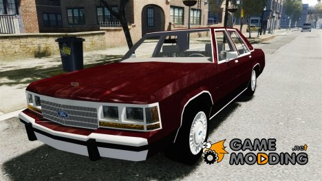 Ford LTD Crown Victoria 1989 for GTA 4
