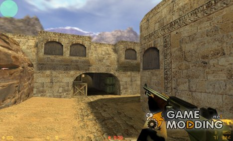 Under Retex Xm1014 для Counter-Strike 1.6