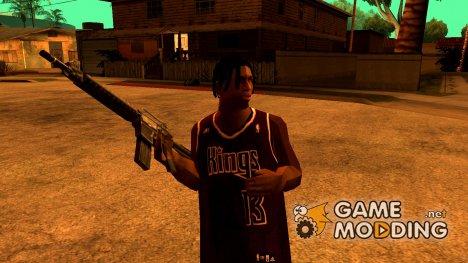 Новый fam2 для GTA San Andreas
