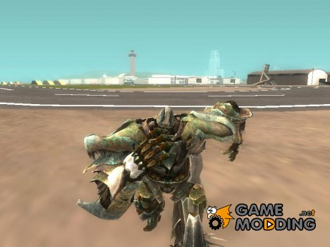 Grimlock for GTA San Andreas