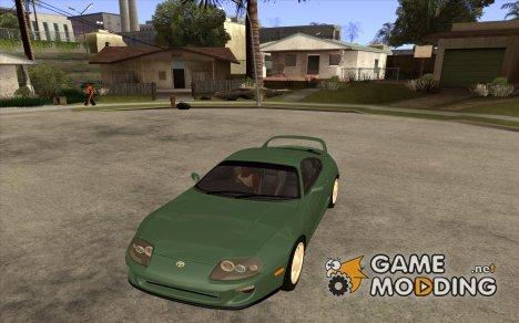 Toyota Supra RZ 1996 for GTA San Andreas