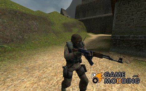 Shakey42's British SAS DPM Camo для Counter-Strike Source