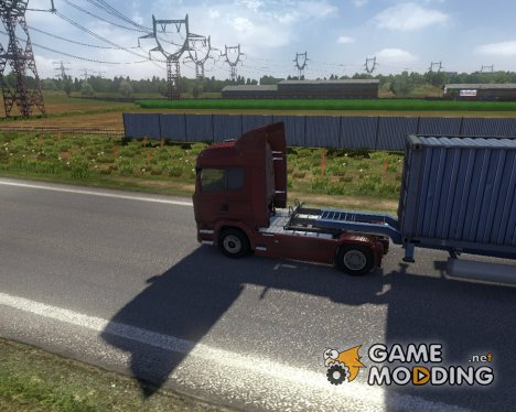 RED Expert v2.0 for Euro Truck Simulator 2