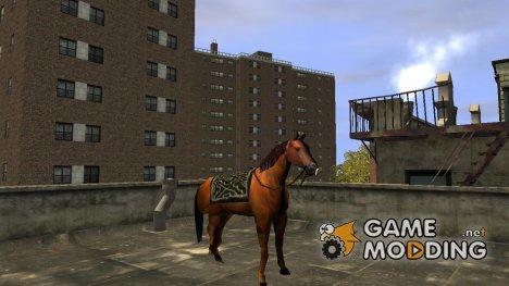 Лошадь for GTA 4