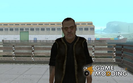 BarMan of 100 X-Ray для GTA San Andreas