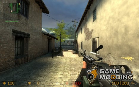 M249 SAW /w Phong for Counter-Strike Source