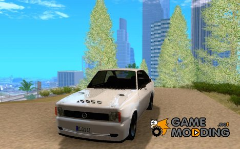 Opel Kadett C Coupe GT 1978 Beta для GTA San Andreas
