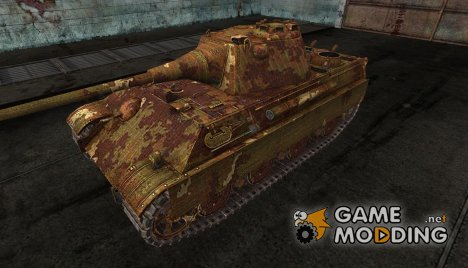 PzKpfw V Panther II SERDEATH for World of Tanks