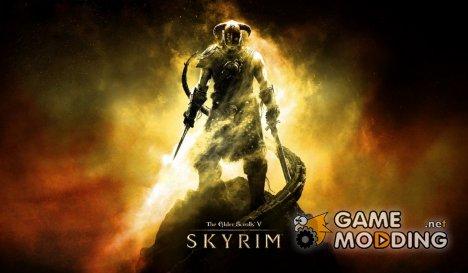 Загрузочные экраны TES V SKYRIM for GTA San Andreas