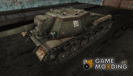 СУ-152 DanGreen для World of Tanks