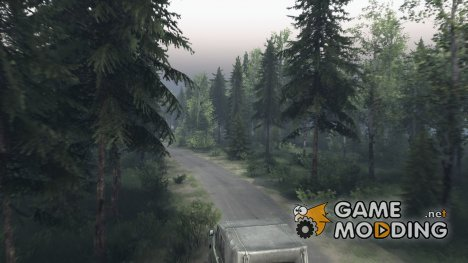 "Карта ""Ежово"" for Spintires 2014"