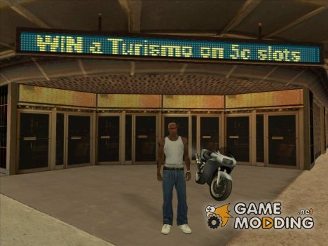 Сохранение в Олд-Вентурас-Стрип для GTA San Andreas