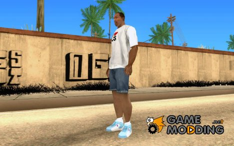 Reebok NBA-Dream-Up для GTA San Andreas