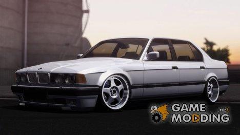 BMW 7 Series E32 for Street Legal Racing Redline