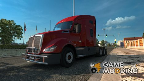Kenworth T680 from ATS for Euro Truck Simulator 2