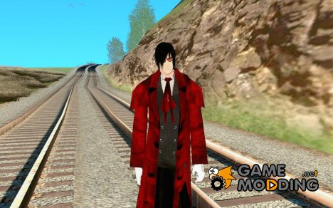 Alucard for GTA San Andreas