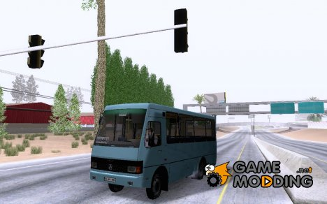 TATA 407 Bus для GTA San Andreas