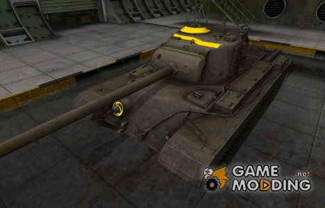 Слабые места T32 для World of Tanks