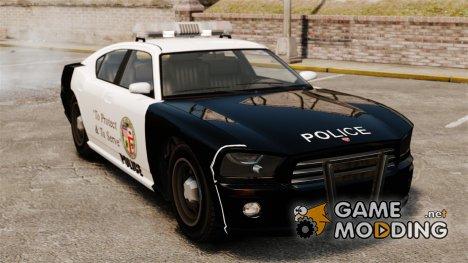 Полицейский Buffalo LAPD v2 for GTA 4