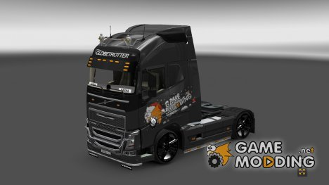 Gamemodding Skin By Sasha для Euro Truck Simulator 2