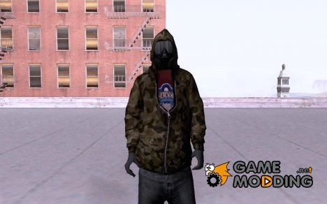 Stalker IV for GTA San Andreas