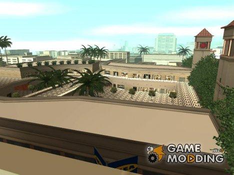 Новая текстура для торгового центра для GTA San Andreas