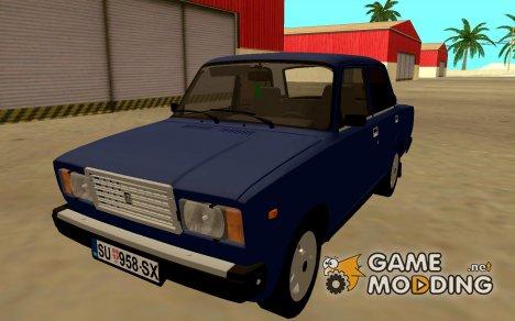 Lada Riva for GTA San Andreas