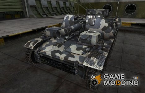 Немецкий танк Sturmpanzer II for World of Tanks