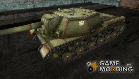 СУ-152 Soundtech 2 для World of Tanks