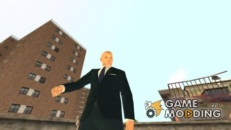 Вин Дизель v.1 for GTA 4