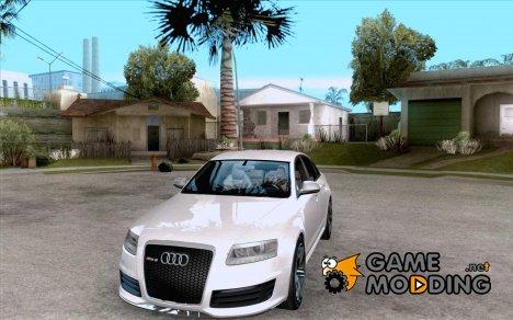Audi RS6 2009 для GTA San Andreas