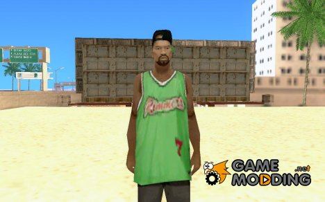 fam3 из cutscene.img для GTA San Andreas