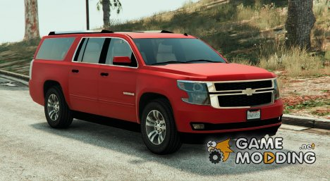2015 Chevrolet Suburban for GTA 5