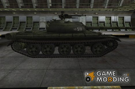 Шкурка для 121 for World of Tanks