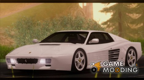 1992 Ferrari 512 TR for GTA San Andreas