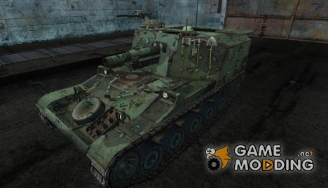 Шкурка для AMX 105AM for World of Tanks