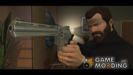44 Cal Manurhin 96 Revolver v1.0 для GTA 5