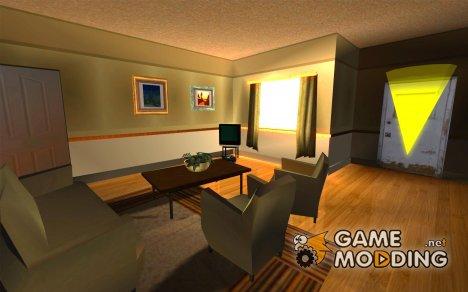 CJ Total House Remodel V 2.0 for GTA San Andreas