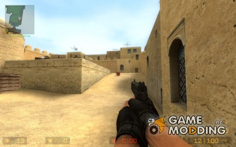 FNP45 On Brokes. for Counter-Strike Source